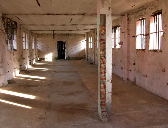 Hospital interior. Author:Psu973CC BY-SA 3.0