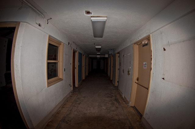 Long dark corridor.Author:Stuart McAlpineCC BY 2.0