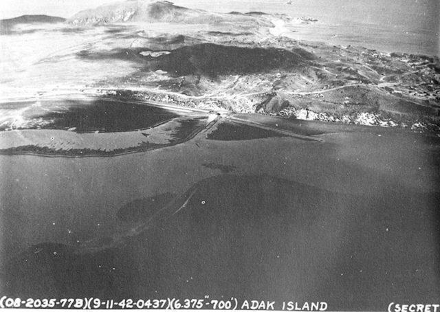 Adak Army Airfield, 11 September 1942