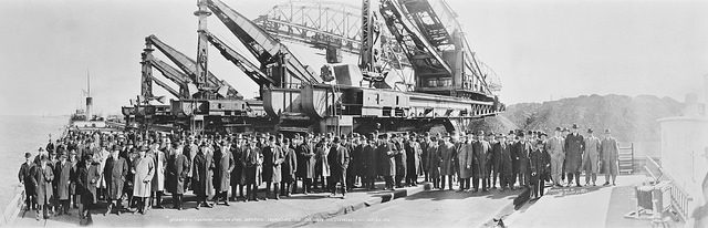Members of American Iron and Steel Institute. Author:Ashley Van HaeftenCC BY 2.0
