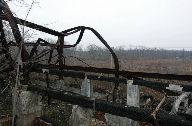 One of the decaying rides.Author:Dana BeveridgeCC BY 2.0