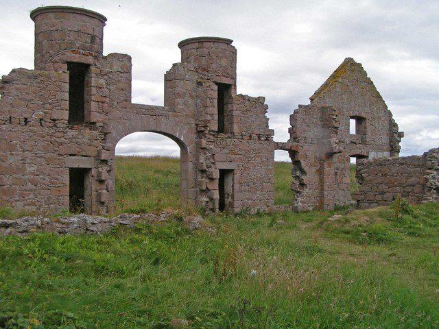 Part of the west exterior. Author: C Michael Hogan. CC BY-SA 2.0