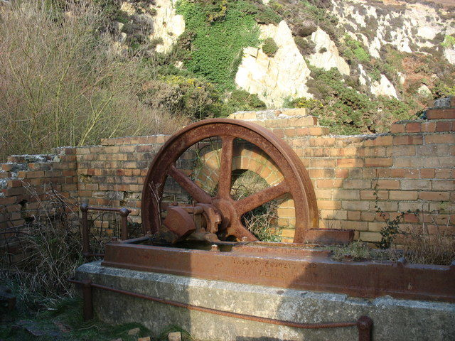 Parts of a steam engine/ Author: Eric Jones – CC BY-SA 2.0