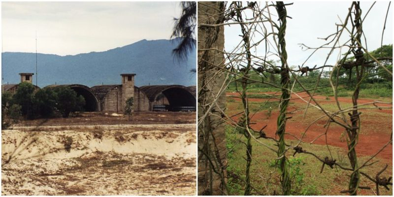 abandoned us military bases in vietnam abandoned spaces
