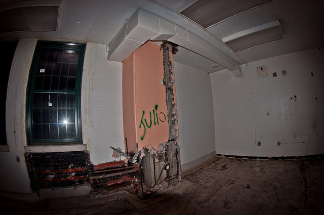 Salvaged interior.Author:Stuart McAlpineCC BY 2.0