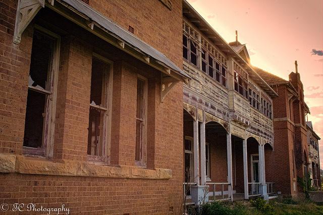 St John's Orphanage Facade. Author: _TC Photography_ CC BY 2.0