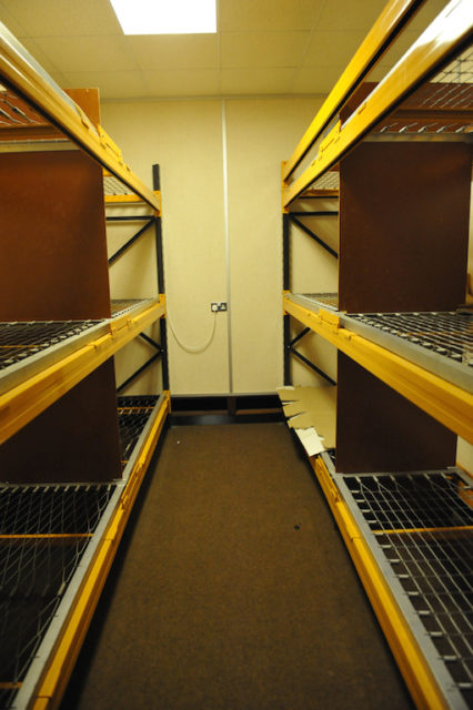 Bunk beds. Author: John Pannell. CC BY 2.0