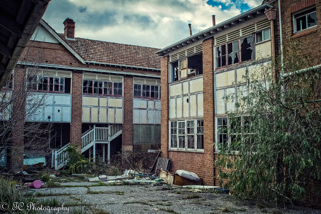 The Courtyard. Author: _TC Photography_ CC BY 2.0