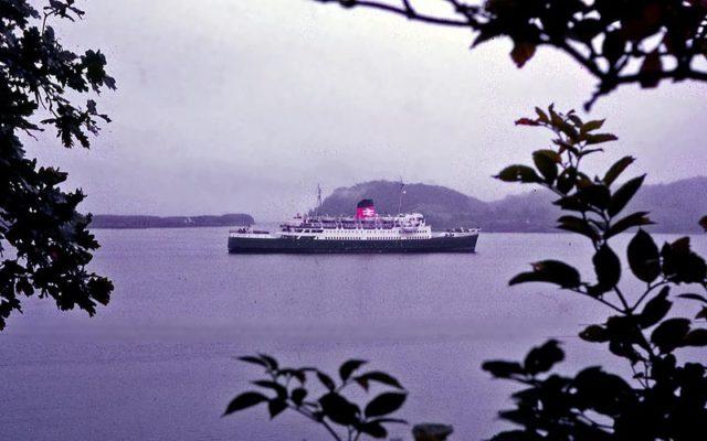 The Duke of Lancaster off Mull, Scotland. AuthorPhillipCCC BY 2.0