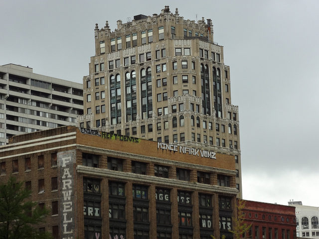 The Farwell Building. Author:Paul SablemanCC BY 2.0