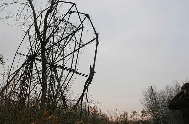 The Ferris Wheel.Author:Dana BeveridgeCC BY 2.0