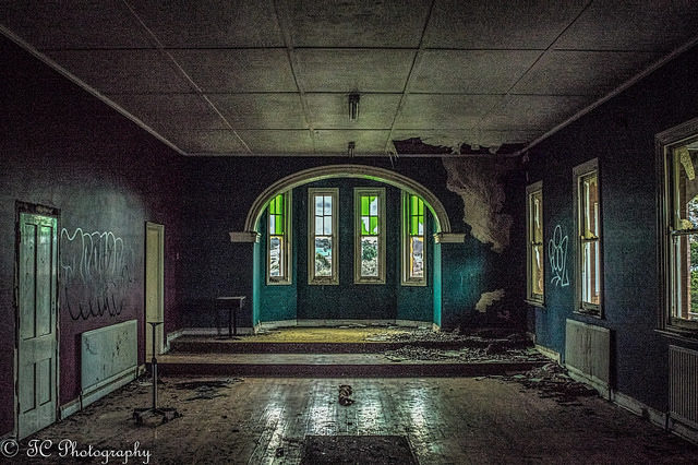 The interior. Author: _TC Photography_ CC BY 2.0