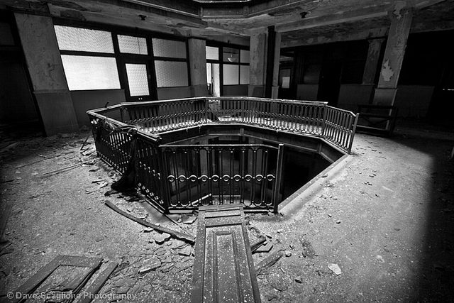 The octagonal light court. Author:David ScaglioneCC BY 2.0