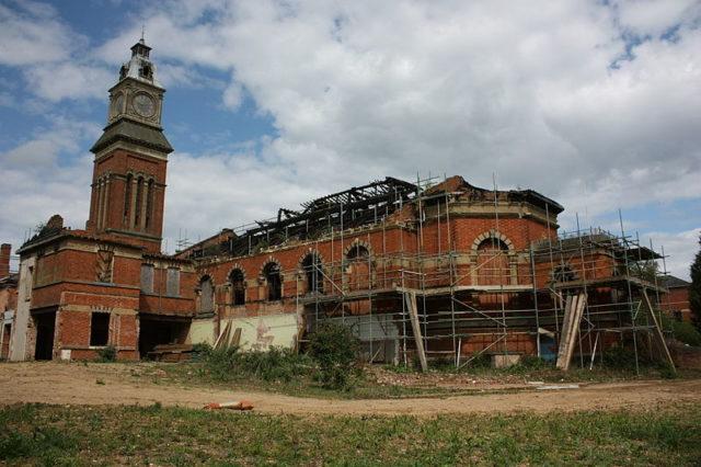 The Main Hall. Author:Sandyjune96CC BY-SA 3.0