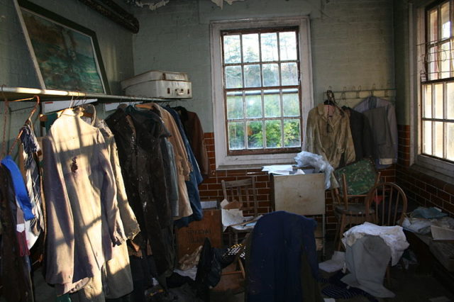 The store room. Author: Tuna-baron CC BY-SA 3.0