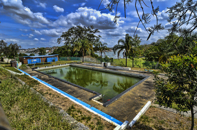 The Swimming Pool. Author: Frederick Manning CC BY 2.0