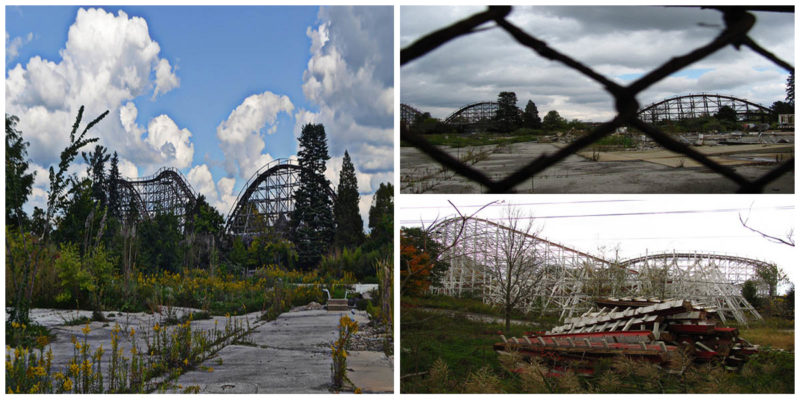 Geauga Lake Amusement Park - Offering Fun and Joy for More Than 100