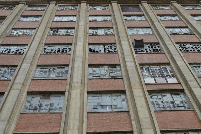 Windows – a major target of vandals. Author:Matt Brown.CC BY 2.0