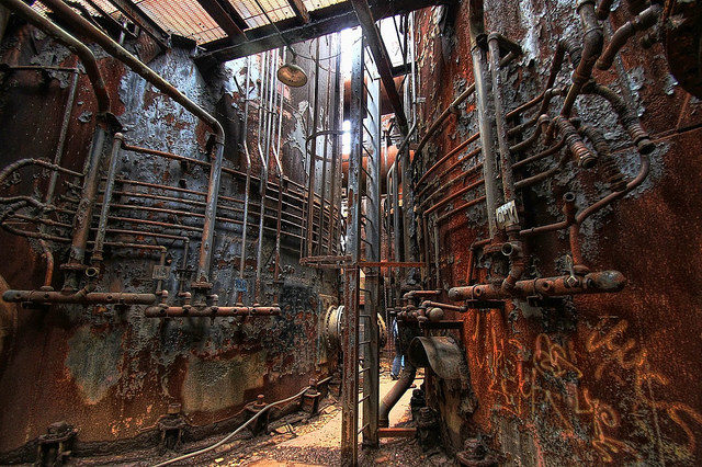 Confusing rust – Author: Forsaken Fotos – CC by 2.0