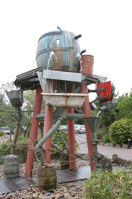 Alton Towers – Author: roger blake – CC by 2.0