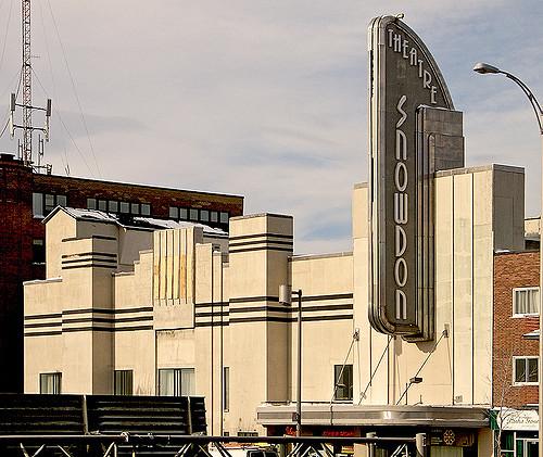Snowdon Theater. Author: Sandra Cohen-Rose. CC BY 2.0