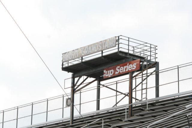 North Wilkesboro Speedway – Author: Mike Kalasnik – CC by 2.0