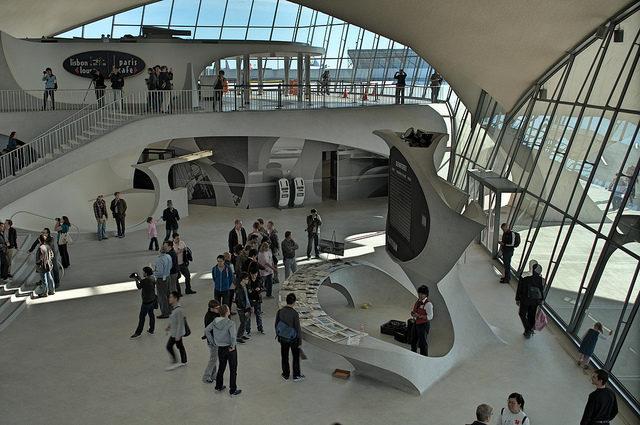 TWA Flight Center Open House NYC 2011 – Author: Kai Brinker – CC by 2.0
