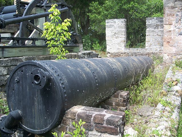 The mill was modernized in 1846. Author:Ebyabe – CC BY 2.5