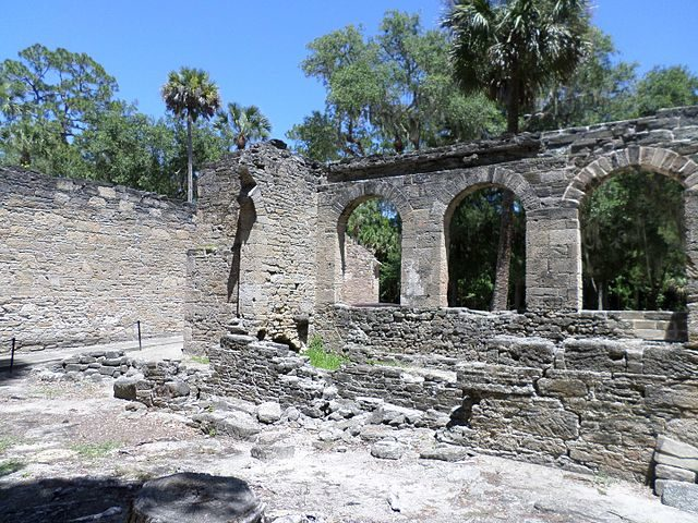 The site is a silent reminder of the past of Florida. Author:Che-or – CC BY-SA 4.0