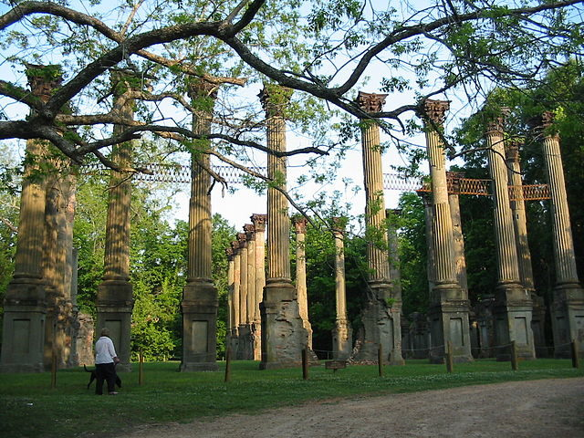 Windsor Ruins in 2007/ Author: Matt Lancashire – CC BY 2.0