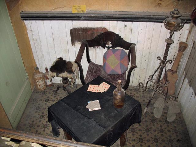 A box seat. Author:Santoaz2006CC BY-SA 1.0