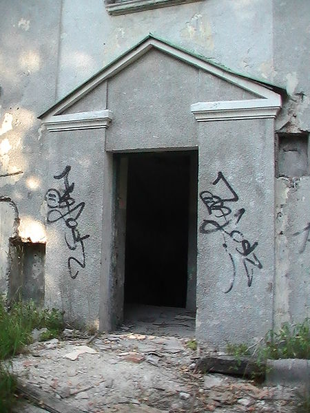 A journey into the dark past of Zofiówka SanatoriumAuthor:HigroskopijnyPublic Domain