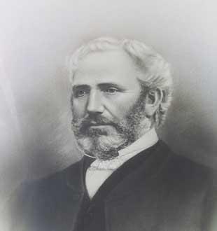 Portrait of Allan McLean