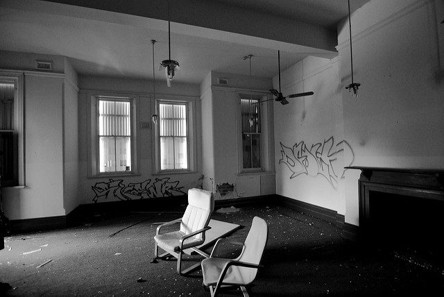 Grab a seat.Author:Nate Robert CC BY 2.0