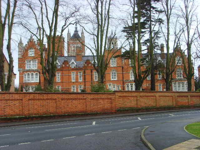 Holloway Sanatorium in 2008. Author: P0mbal Public Domain