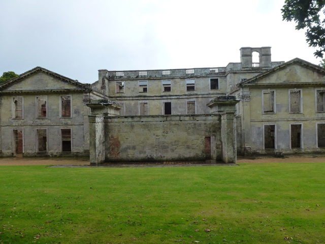 It is considered as the most haunted location on the Isle. Author: Andrew C W Garratt. CC BY-SA 3.0