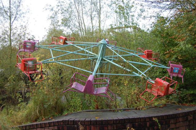 It is the oldest amusement park in Belgium. Author: Pel Laurens. CC BY 3.0