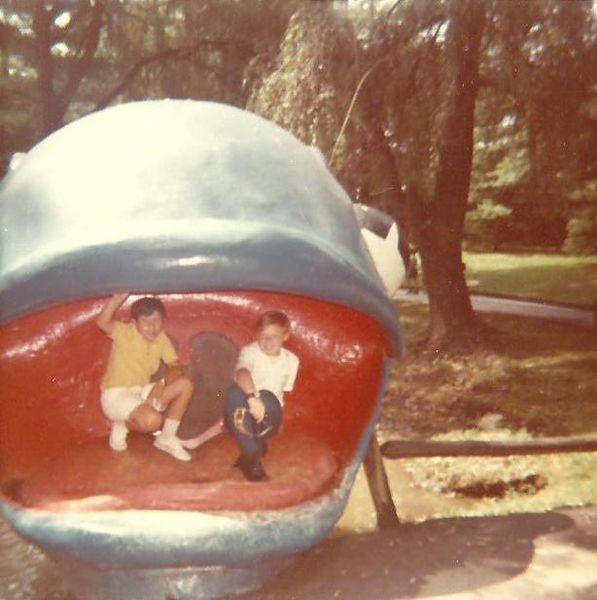 Kids having fun in 1972. Author:Jose BeharCC BY-SA 3.0