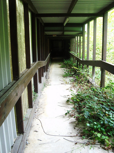 One of Standish hospital's hallways.Author:bazzadaramblerCC BY 2.0