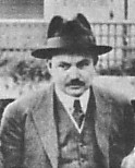 Léo-Ernest Ouimet in 1910. Author: Montreal Library. Public Domain