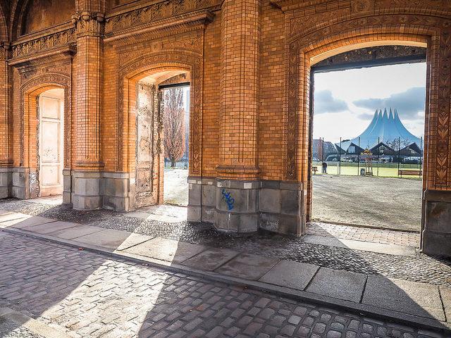 Part of Anhalter Bahnhof. Author:K.H.ReichertCC BY 2.0
