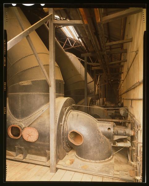 Part of the interior. Author:Grogan, BrianPublic Domain