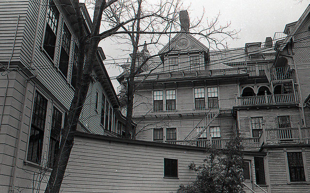 Part of the stunning architecture. Author:City of Boston ArchivesCC BY-SA 2.0