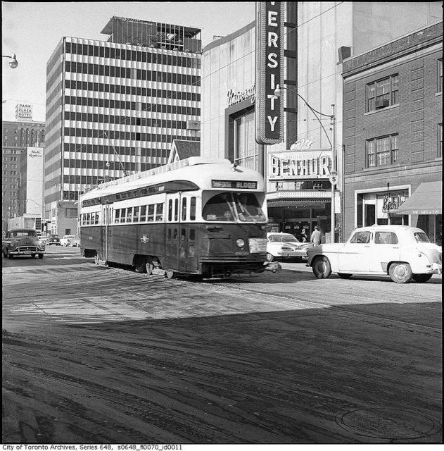 1960 City of Toronto Archives Series 648, File 70, Item 11. Author: Eric Trussler. Public Domain