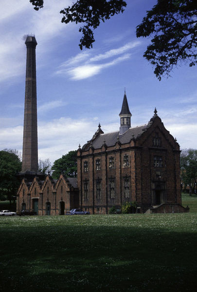 Ryhope Pumping Station. Author:Chris AllenCC BY-SA 2.0