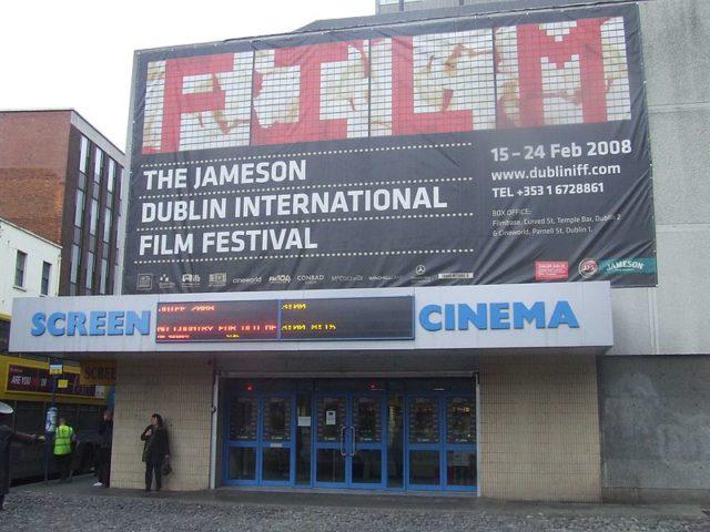 During the 2008 Jameson Dublin International Film Festival. Author: Lynchboy. CC BY-SA 3.0