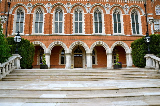 Steps at Former Holloway Sanatorium.Author:JnboothCC BY-SA 3.0