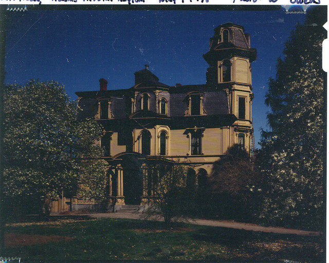 The asylum in 1975. Author:City of Boston ArchivesCC BY-SA 2.0
