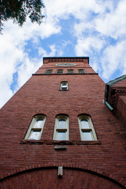The red brick facade. Author:Wiggle Butts PhotographyCC BY-ND 2.0