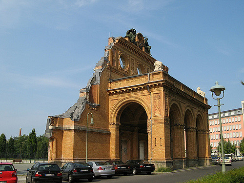 The train station today. Author:Burak BilginCC BY 2.0